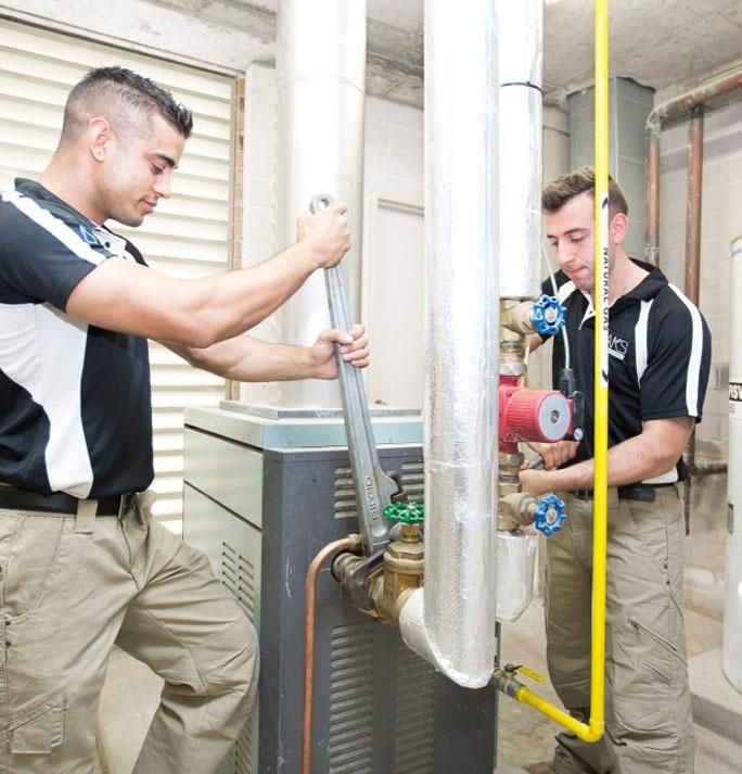 pvc pipe leak repair sydney