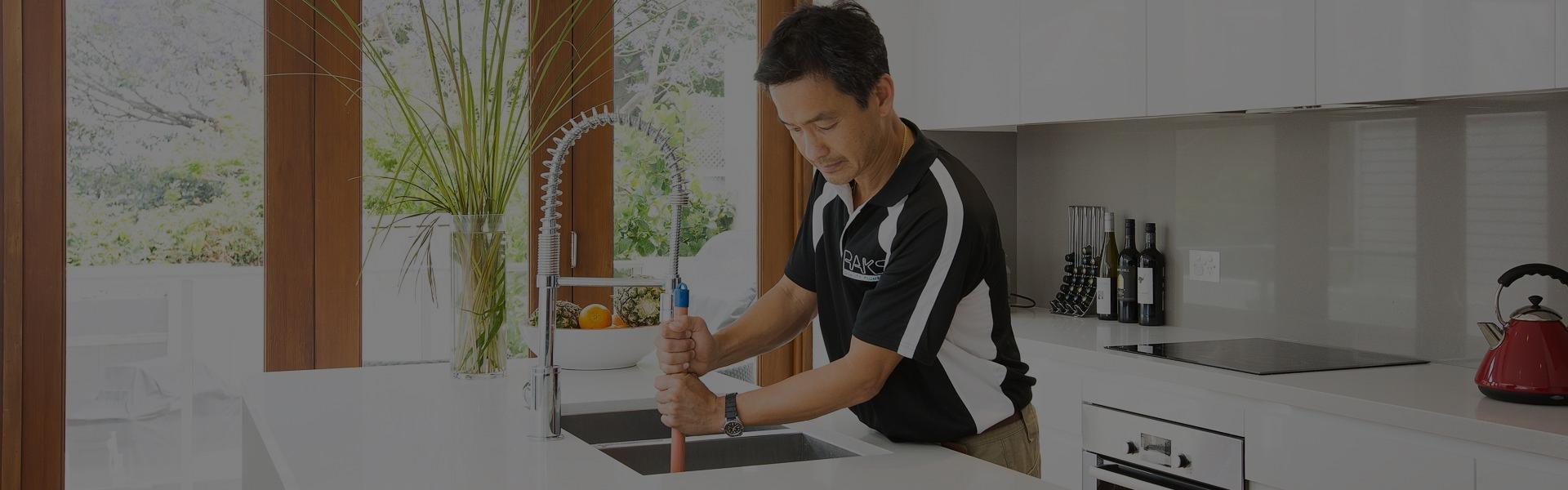 leaking tap repair sydney