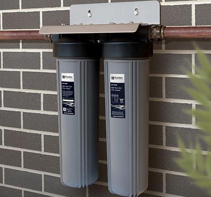 benchtop water filter installation sydney