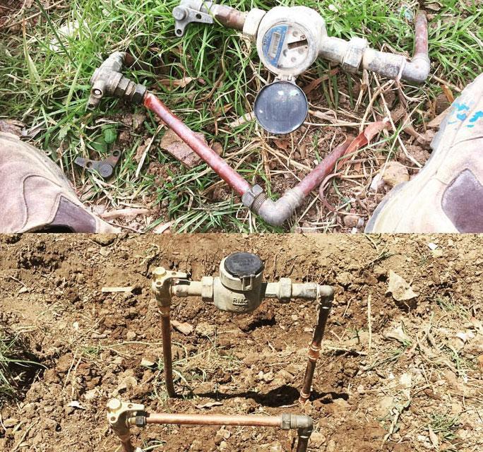 water leak repair sydney