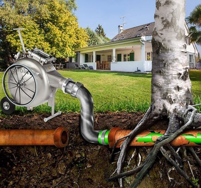 sewer pipe relining sydney