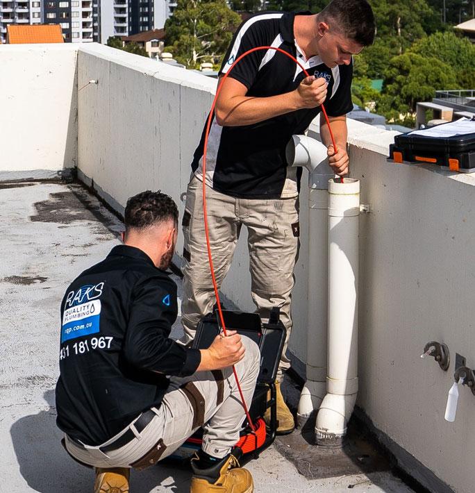 roof plumber