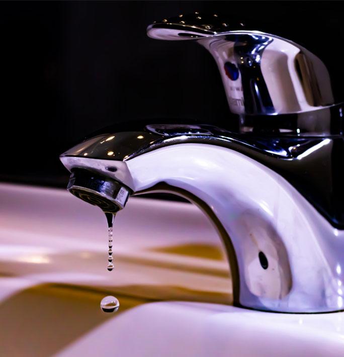 leaking shower tap repair sydney