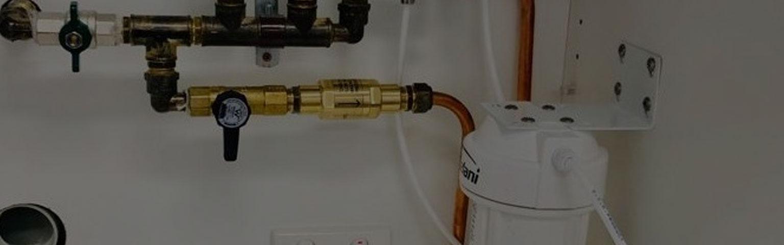 water filter installation sydney